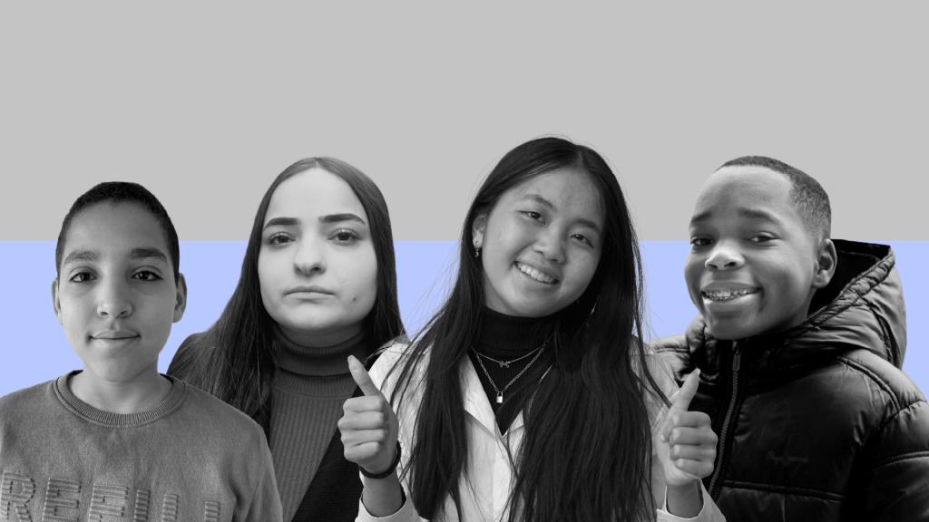 Deze vier inspirerende jongeren maken Nederland een stukje mooier